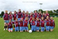 U-12 Girls Team