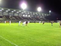 Mervue Utd V Cork City