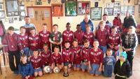 U12 Premier Division Winners 2015