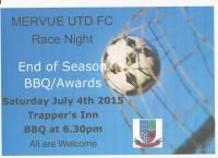 Awards/Barbeque/Race Night 2015