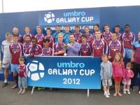 U18 Umbro Cup Winners