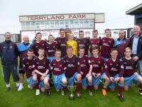 Under 15 Premier Cup Winners
