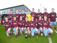 Under 15 League Winners 2012