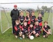St Mary's U8A Team - Winners