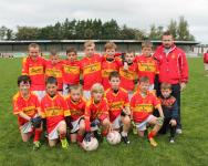 Castlebar Mitchels U10A Team - Runners Up