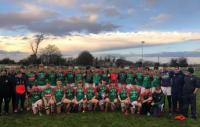 Under 15 Mayo County Champions Team 2018