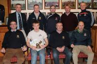 U16 Team Awards 2013