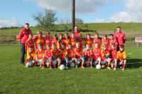 Castlebar U10 A&B Team