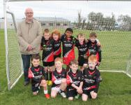 St. Mary's - U8B Team