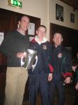 Aiden Sweeney, Brian Mattimoe & Robert