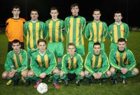 Donegal Junior League Oscar Traynor team v Inishowen 2013