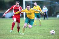 Kerrykeel '71 F.C. v Drumoghill F.C. at Rab's Park