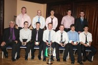 Gweedore Celtic Brian McCormack Cup 09/10