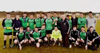 Glenea United Reserves, Glencar Inn Saturday Reserves Division Champions 2016