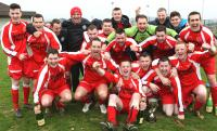 Watson Hire Division One Champions 2013/'14 Drumoghill F.C.