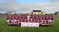 Annaghdown Team that beat Kilkerrin/Clonberne