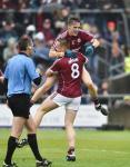 Quirke celebrates Connacht Win