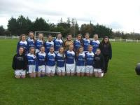 Mayo Under 16 Girls Cup Finalists