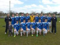 Quigley Cup Final 2014/15