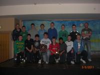 U14 2010 Division 2 Winners