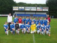 Swinford FC Under 12's Team