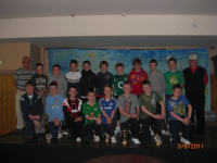 U12 Connaught Shield Finalists 2010