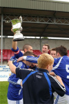 Swinford Team With McDonnell Cup