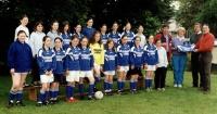 First Girls Team