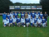 Senior Men's Team 2014
