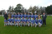 Swinsford Under 15 with Marty Hopkins & Stephen Mulligan