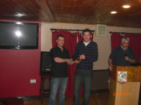 Iain Price Receives Award