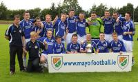 McDonnell Cup Winners 2010