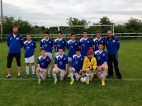 Swinford FC Under 16's Team