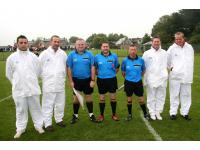Officials for Junior B Football Championship