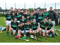 Nemo Rangers City Division Under 21 B Hurling Champions.