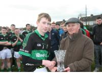 Ryan Kennedy Nemo Rangers U21 B  Man of the Match