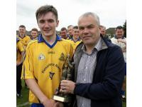 Man of the Match Junior B Football Championship 2016