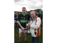 David Abbott (Capt) Nemo Rangers U21 B Football