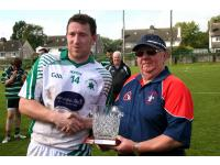 Daniel O Leary Man of the Match