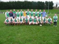 Seandún Senior Football Team 2019