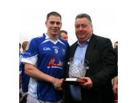 Cian McCarthy Man of the Match.