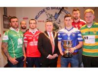 Junior Championship Launch 2016.