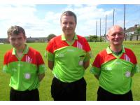 New City Division GAA Referee Jersey.