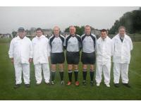 Officials for Junior B Hurling Championship Final
