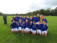 U13 County Winning Team
