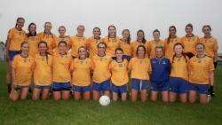 Our history making Ladies Junior Football Team