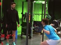 Minors in the Gym with Dan Sweeney