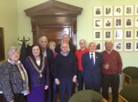 Lord Mayor Launches the John Gildea sponsored walk