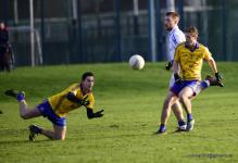 IF season opener v Naomh Abhan