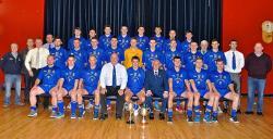 Co u21 B champions 2014